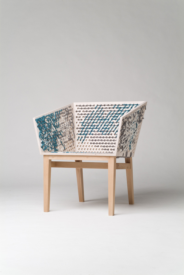 reKraft Trend - The Discovery of Slowness chair by Susanne Westphal