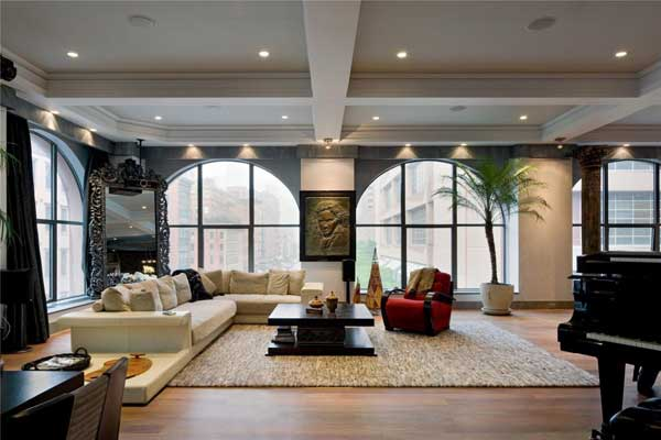 Exquisite Tribeca Loft Featuring Must-See Details
