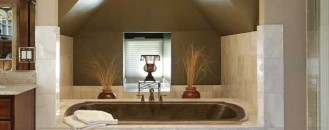 Classy Copper Diamond Spas Piscina Drop-In Tub