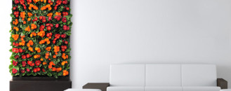 How to Adapt Indoor Plants to Your Decor: Smartwall