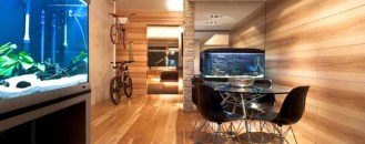 Hong Kong Wooden Apartment: G Seven by Fixonic