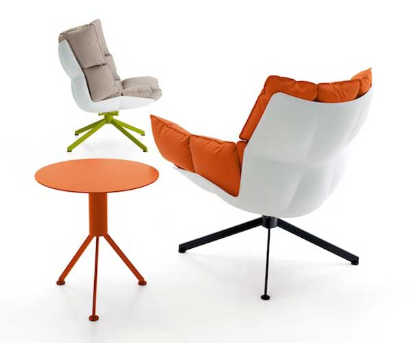 Thinking of Summer: Husk Outdoor by Patricia Urquiola