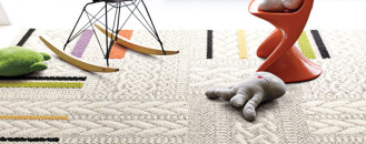 Innovative System of Carpet Squares by FLOR [VIDEO]
