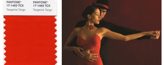 2012 Pantone Colour of the Year: Tangerine Tango
