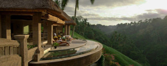 "Tropical Hideaway Near Bali""s Valley of the Kings: Viceroy Resort"
