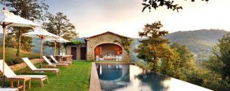Authentic Italian Home Added Modern Features: Spinaltermine Villa