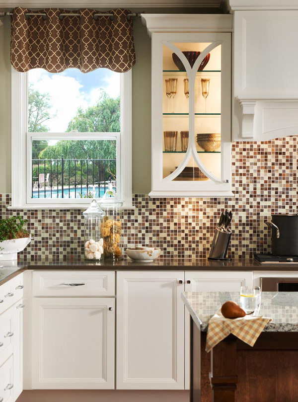 How To Install A Mosaic Backsplash In Two Hours Or Less Video - How-to-install-a-backsplash-minimalist