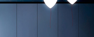 Playful Lighting: Cute Balloon Lamps by Estiluz