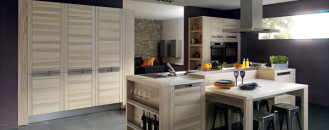 Modern Attitude Kitchen by Arthur Bonnet