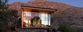 Embacing Peacefulness: The Modern Jarson Residence in Arizona