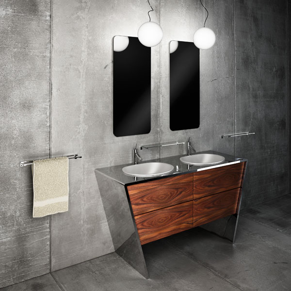 Sleek & Stylish Bathrooms by Componendo