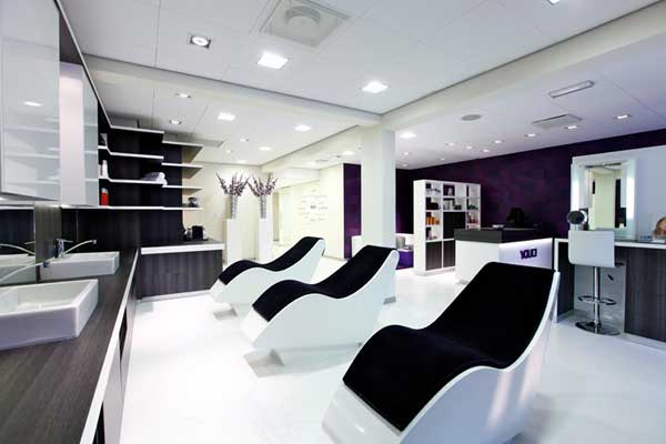 Youthful YOUD! Beauty Center Concept In Rotterdam