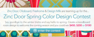 Calling All Talented Freshome Readers. We Have a Challenge for You!
