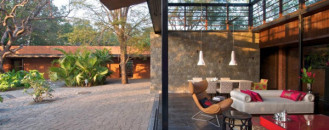 Modern Country Home Near Bombay: Brick Kiln House