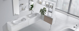 Metropolis Bathroom Furniture From Lasa Idea