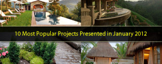 10 Most Popular Projects Presented in January 2012