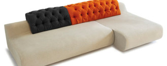 Sara Ferrari's Modular Sofa With Interchangeable Back