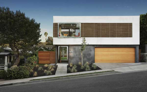 Five Apartments Turned Into A Single Family Residence