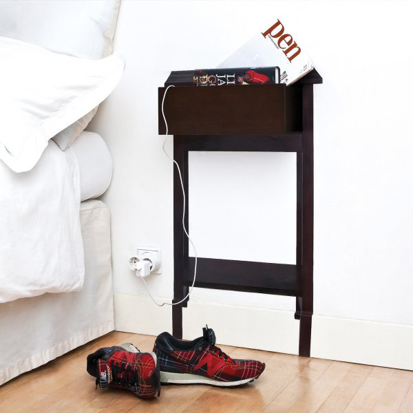 30 Original Alternatives To A Common Bedside Table Freshome Com