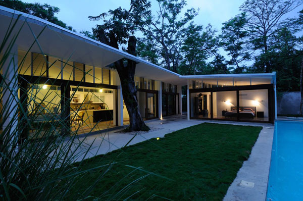 Sustainable House S Built Using Locally Resourced Materials
