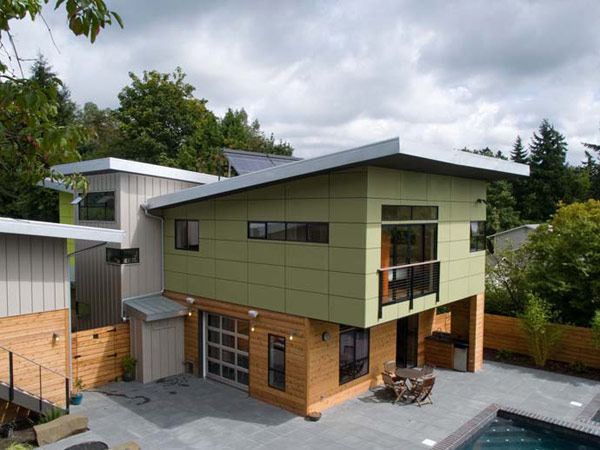 Sustainable Prefab Residence with Contemporary Interiors by PLACE Houses