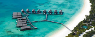 The Ultimate Luxury Destination : Shangri-La's Villingili Resort and Spa