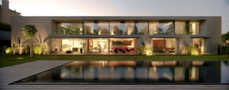 Modern Rehabilitation Project in Portugal: House in Estoril