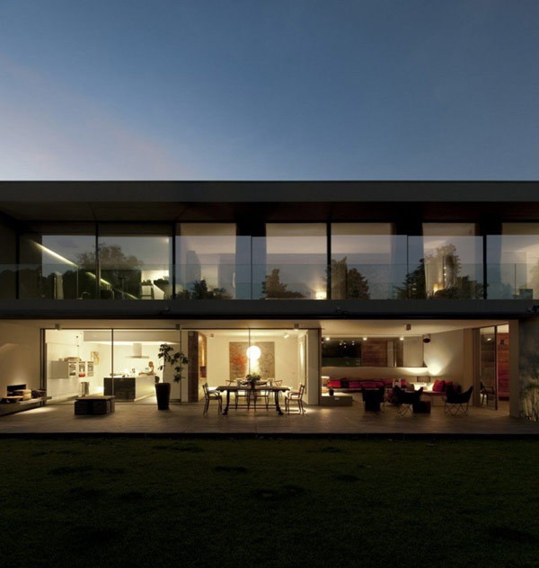 Modern Rehabilitation Project In Portugal House In Estoril