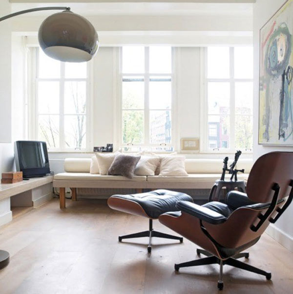 30 eye catching interiors featuring the iconic eames lounge chair