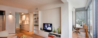 Refreshed 59 Square Meters Apartment In Tel-Aviv