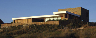Almost Secluded Villa On Uruguay's Southern Coast