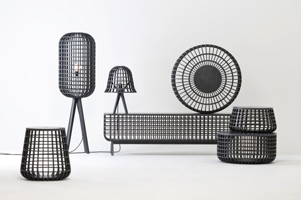 Dami Furniture Collection by Designer Seung Yong Song