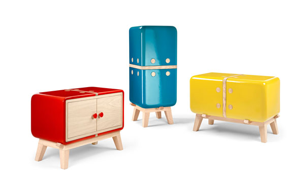 Keramos Ceramic Furniture by CoProdotto