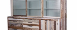 Sensational Scrapwood Furniture by Piet Hein Eek