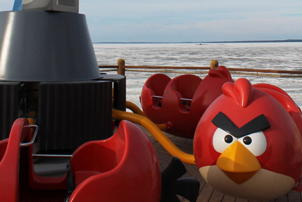 New Angry Birds Theme Park Soon to be Opened in Finland [Video]