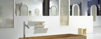 The Nendo Bathroom Collection for Bisazza Bagno