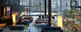 Amsterdam's Fascinating High-End Conservatorium Hotel