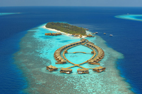 Pioneering the Concept of Affordable Luxury: Lily Beach Resort & Spa, Maldives