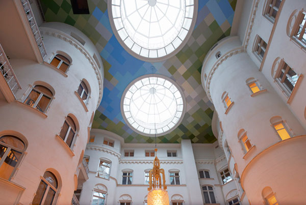 Stockholm's Nobis Hotel Merging Two Redesigned 19th Century Buildings