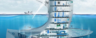 Colossal SeaOrbiter Research Ocean Skyscraper To Begin Construction In 2012 [Video]