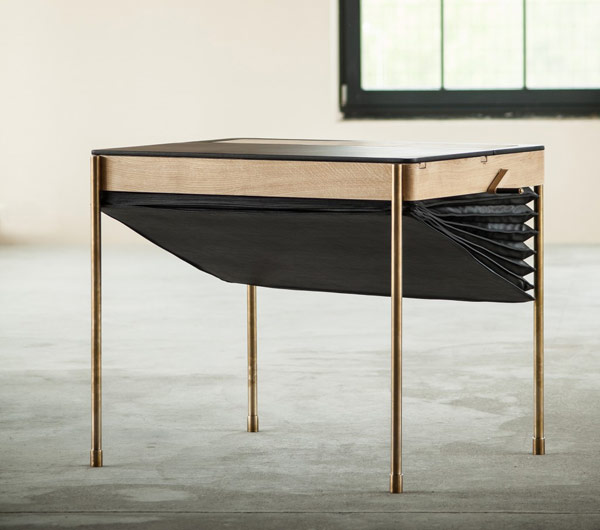 Art Deco Inspired Secret Desk with a Twist by Magdalena ...