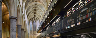 Knowledge Meets Faith In Modern Dutch Church Reconversion