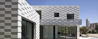Extraordinary Residential Features Embedding Rock Walls And Woven Textures