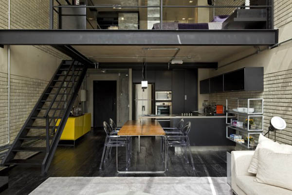 This Brazilian Bachelor Pad Explores Soft Industrial Masculine