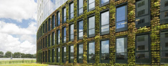 Sustainable Office Building In The Netherlands For Eneco's 2,100 Employees