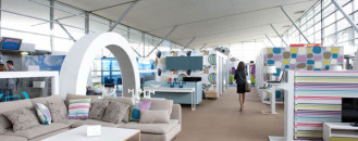 IKEA Opens Temporary VIP Lounge Comfort Zone At Paris Airport