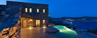 Rocky Architecture Meets Ultimate Holiday Thrills in Mykonos, Greece