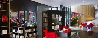 Inside the Colorful and Refined CitizenM Hotel in London