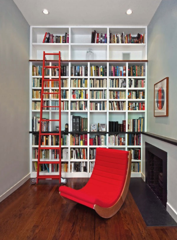Cool Home Library Ideas: 37 Home Library Design Ideas With A Jay-Dropping Visual