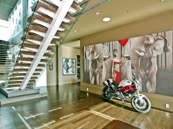Collect This Idea Former Of Lenny Kravitz Glamorous Triplex On The Market For 17 95 Million